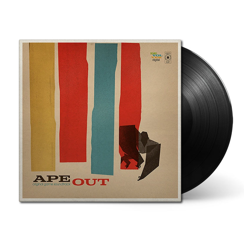 Ape Out (Original Soundtrack) by Matt Boch