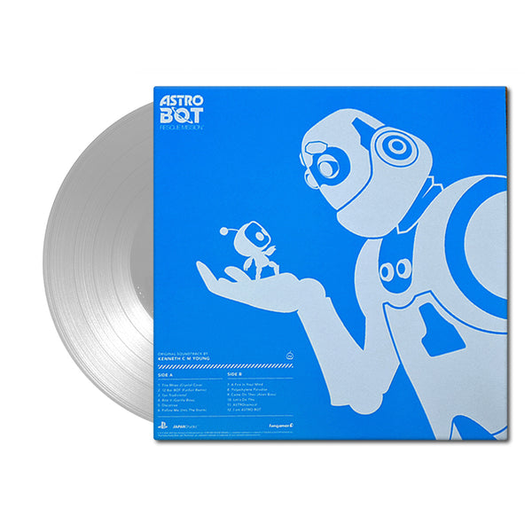 Astro Bot Rescue Mission (Original Soundtrack) by Kenneth C M Young