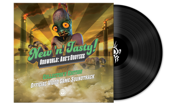 Oddworld: New 'n' Tasty (Official Soundtrack) by Michael Bross