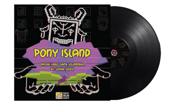 Pony Island (Official Soundtrack) by Jonah Senzel