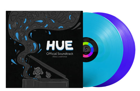 Hue (Official Soundtrack) by Alkis Livathinos