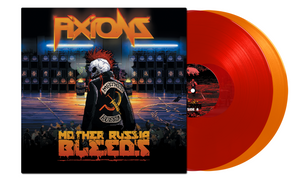 PRE-ORDER: Mother Russia Bleeds (Original Soundtrack) by Fixions