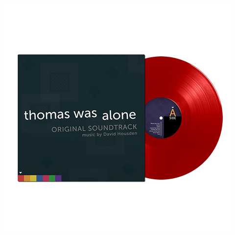 Thomas Was Alone (Official Soundtrack) by David Housden