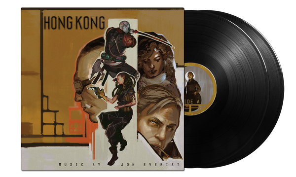 Shadowrun: Hong Kong (Official Soundtrack) by Jon Everist
