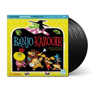 Banjo-Kazooie (Original Soundtrack) by Grant Kirkhope