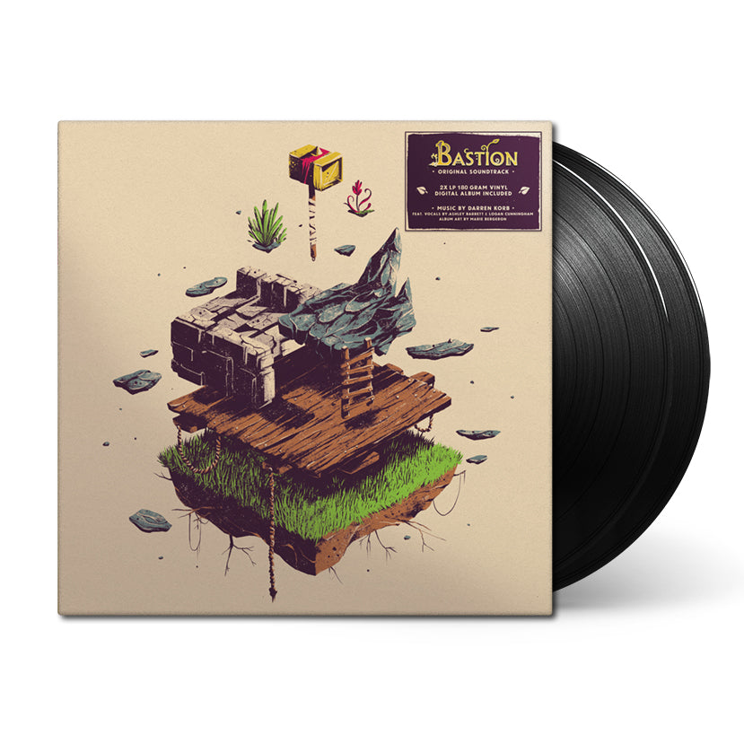 Bastion (Original Soundtrack) by Darren Korb