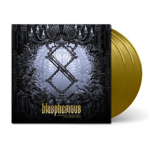 Blasphemous (Original Soundtrack) by Carlos Viola
