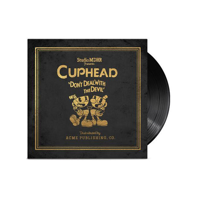 Cuphead (Original Soundtrack) by Kristofer Maddigan