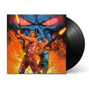 Contra 3: Alien Wars (Original Soundtrack) by Konami Kukeiha Club