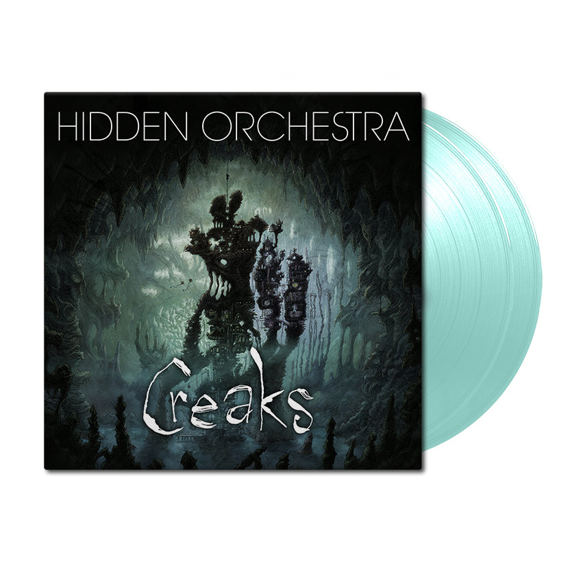 Creaks (Original Soundtrack) by Hidden Orchestra