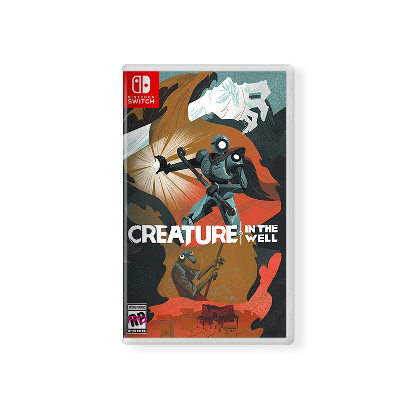 Creature in the Well (Switch)