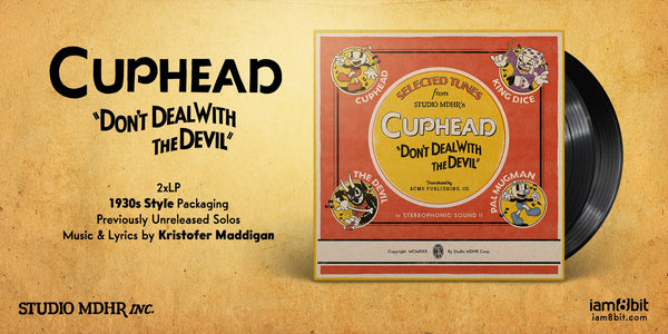 Cuphead (Standard Edition) by Kristofer Maddigan