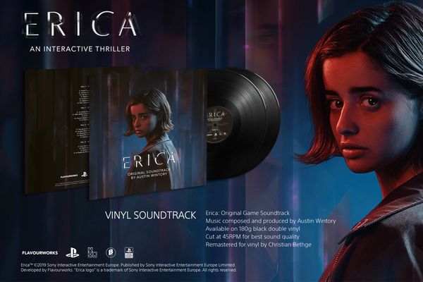 Erica (Original Soundtrack) by Austin Wintory