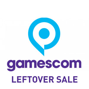 Gamescom Leftover Sale