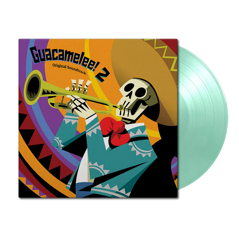 Guacamelee! 2 (Original Soundtrack) by Peter Chapman, Rom di Pricso & Mariachi Entertainment System with Michelle Frey