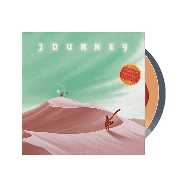 Journey (Official Soundtrack) by Austin Wintory