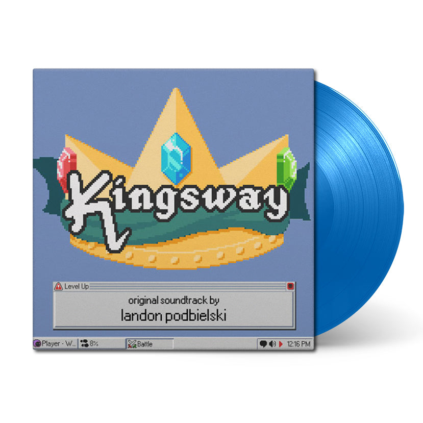 Kingsway (Original Soundtrack) by Landon Podbielski