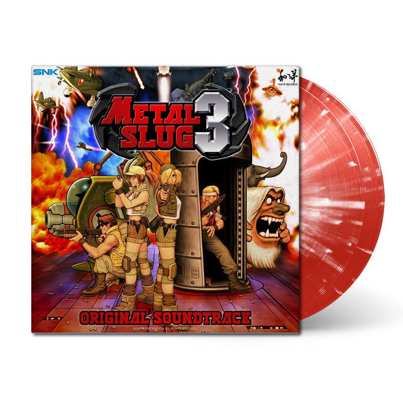 Metal Slug 3 (Original Soundtrack) by SNK Sound Team