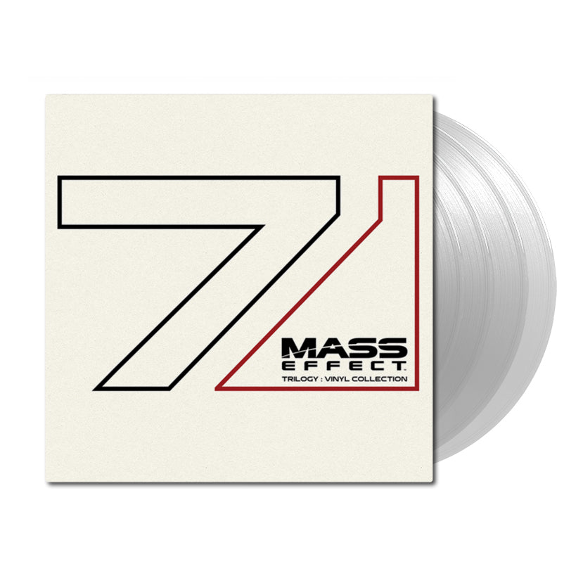 Mass Effect Trilogy (Vinyl Collection) by Various Artists