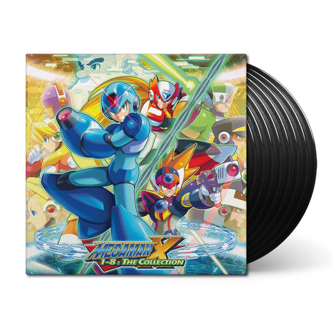 Mega Man X 1-8 (The Collection) by Capcom Sound Team