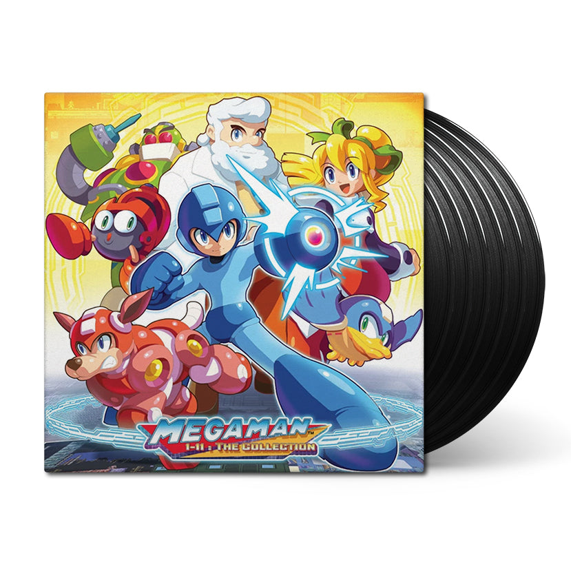 Mega Man (1-11: The Collection) by Various Artists