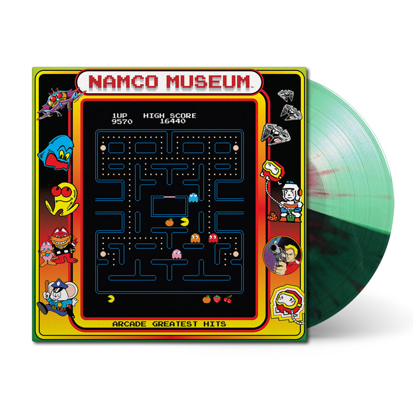 Namco Museum (Arcade Greatest Hits) by Various Artists