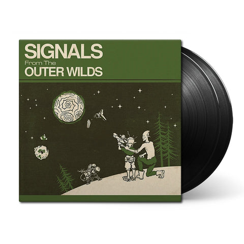 Outer Wilds (Original Soundtrack) by Andrew Prahlow