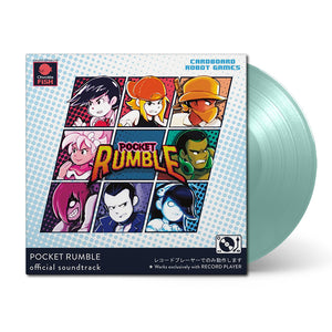Pocket Rumble Soundtrack by Ash Wednesday