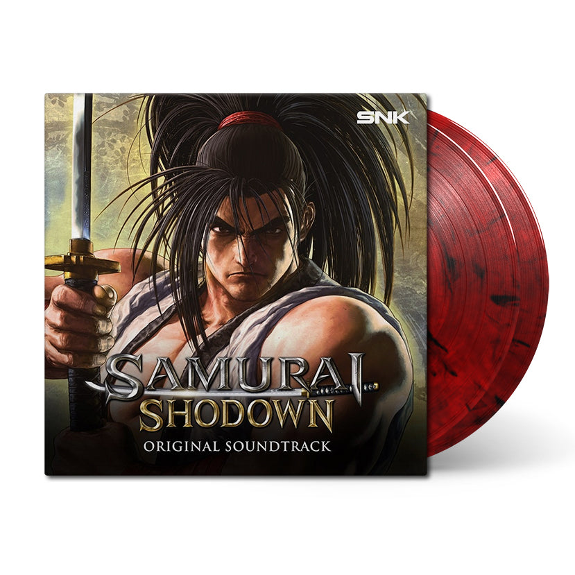 Samurai Shodown (Original Soundtrack) by SNK Sound Team