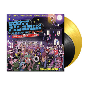 Scott Pilgrim Vs. The World: The Game (Complete Edition) by Anamanaguchi