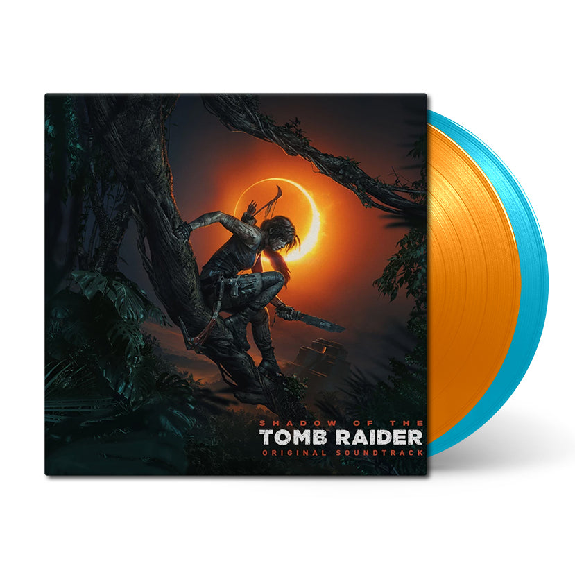 Shadow of the Tomb Raider (Original Soundtrack) by Brian D'Oliveira