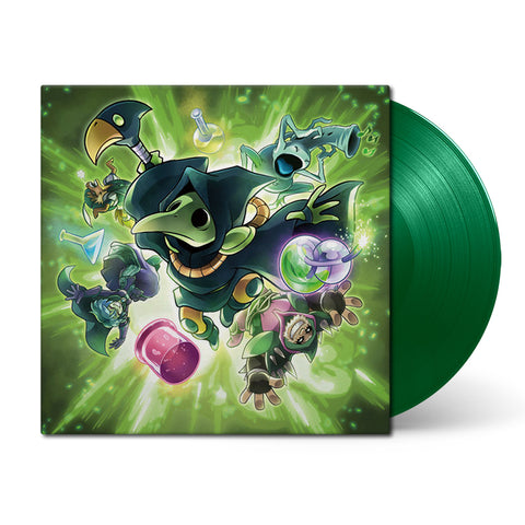 PRE-ORDER: Shovel Knight: Plague of Shadows (Original Soundtrack) by Jake Kaufmann