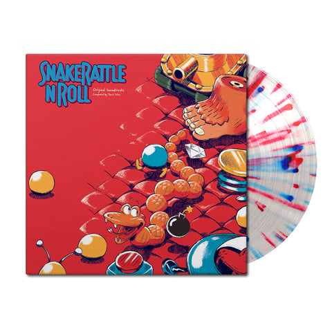 Snake Rattle 'N' Roll (Original Soundtrack) by David Wise