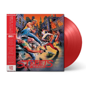 Streets of Rage (Original Soundtrack) by Yuzo Koshiro