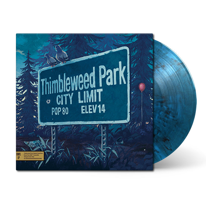 Thimbleweed Park (Original Soundtrack) by Steve Kirk