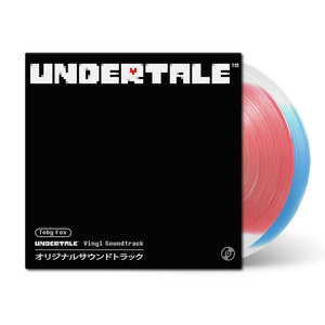 Undertale Japan Edition (Original Soundtrack) by Toby Fox