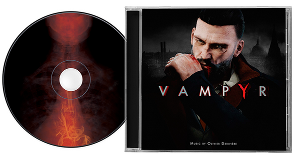 Vampyr (Original Soundtrack) by Olivier Derivière
