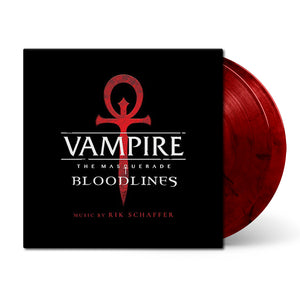 Vampire: The Masquerade - Bloodlines (Original Soundtrack) by Rik Schaffer