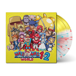 Wai Wai World 1+2 (Original Soundtrack) by Konami Kukeiha Club