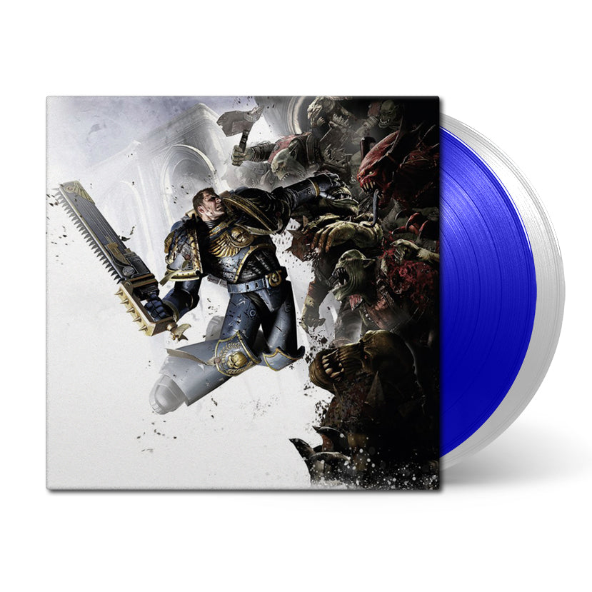 Warhammer 40,000: Space Marine (Original Soundtrack) by Cris Velasco & Sascha Dikiciyan