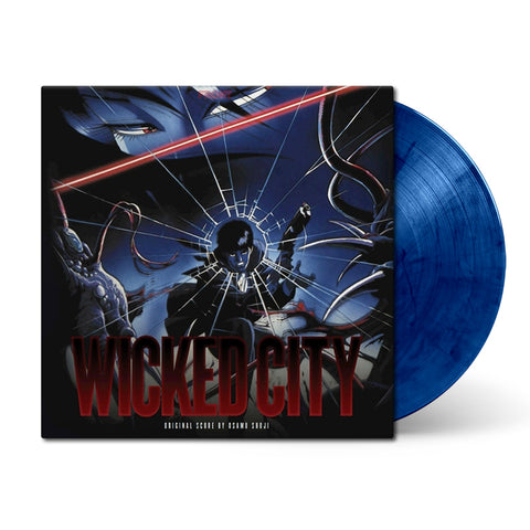 Wicked City (Original Soundtrack) by Osamu Shoji