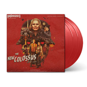 Wolfenstein II: The New Colossus (Original Soundtrack) by Various Artists