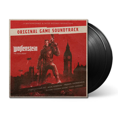 Wolfenstein: The New Order/The Old Blood (Original Soundtrack) by Various Artists