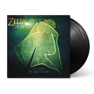 Zelda Cinematica (A Symphonic Tribute) by Sam Dillard