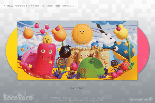 LocoRoco (Original Soundtrack) by Various Artists
