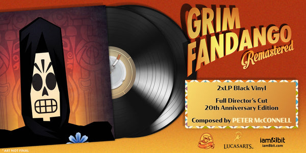 Grim Fandango (Original Soundtrack) by Peter McConnell