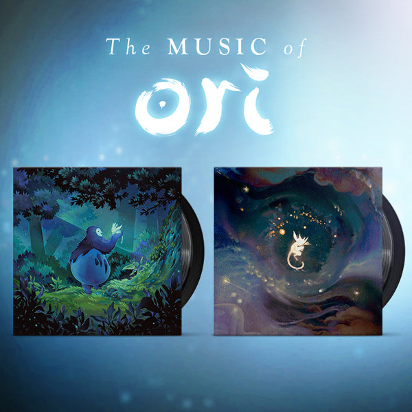 Ori and the Blind Forest & the Will of the Wisps (Vinyl Bundle)