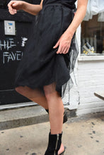 """Maggie May"" sheer tulle skirt"