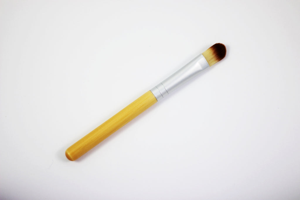 Bamboo Glitter Brush