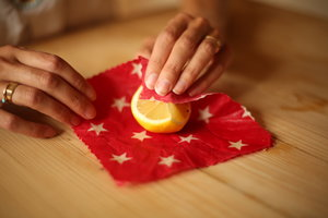 Large Beeswax Wrap Kitchen Pack
